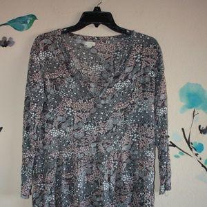 🎉🎉Hinge tunic/mini dress
